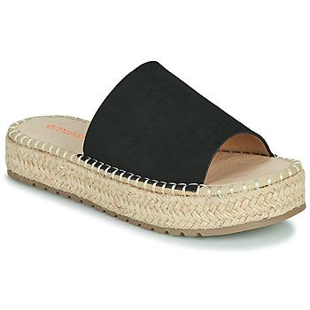 Pantofi Femei Papuci de vară Emmshu TAMIE Negru
