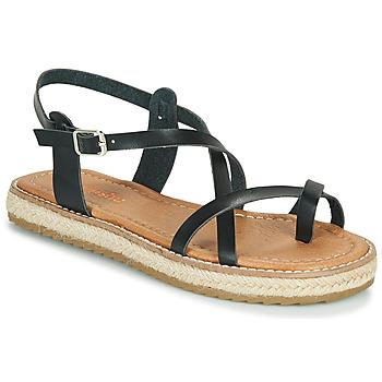 Pantofi Femei Sandale  Emmshu ALTHEA Negru