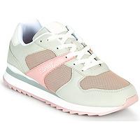 Pantofi Femei Pantofi sport Casual Esprit AMBRO Verde / Water / Roz
