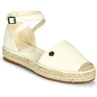 Pantofi Femei Espadrile Esprit TUVA Alb