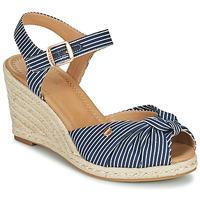 Pantofi Femei Sandale  Esprit ELIN Albastru / Alb
