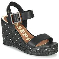 Pantofi Femei Sandale  Gioseppo KIRBY Negru