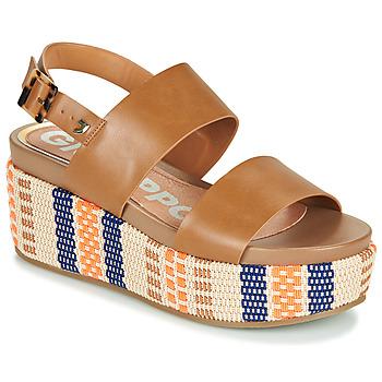Pantofi Femei Sandale  Gioseppo COWLEY Coniac