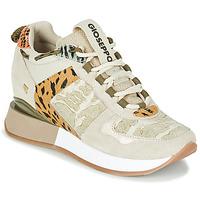 Pantofi Femei Pantofi sport Casual Gioseppo PATERSON Bej / Kaki
