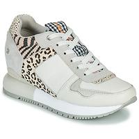 Pantofi Femei Pantofi sport Casual Gioseppo OVERLAND Alb / Negru