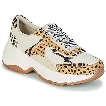 Pantofi Femei Pantofi sport Casual Gioseppo FORMIA Alb / Leopard