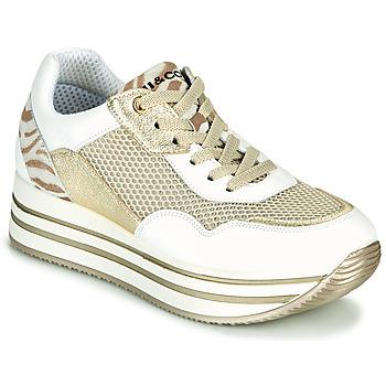 Pantofi Femei Pantofi sport Casual IgI&CO ALMINTA Alb / Auriu