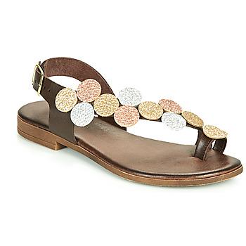 Pantofi Femei Sandale  IgI&CO CROPPA Maro