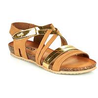 Pantofi Femei Sandale  IgI&CO DREZZINA Coniac / Auriu
