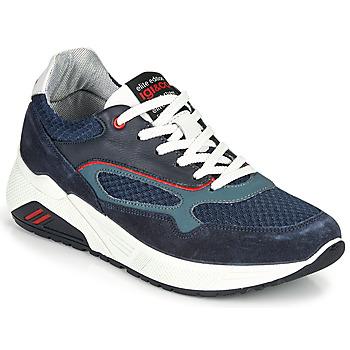 Pantofi Bărbați Pantofi sport Casual IgI&CO COCULA Albastru / Roșu