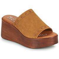 Pantofi Femei Papuci de vară Musse & Cloud MANA Coniac