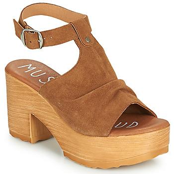 Pantofi Femei Sandale  Musse & Cloud FOXY Coniac