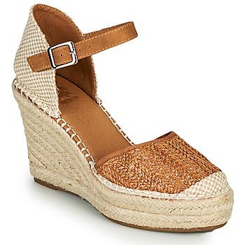 Pantofi Femei Espadrile Xti SPARROW Coniac