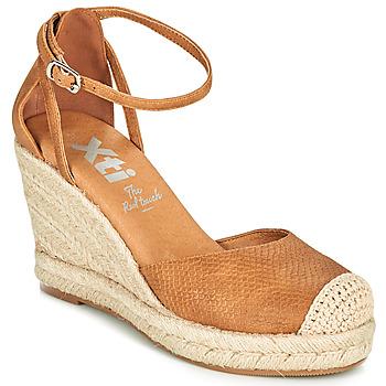 Pantofi Femei Espadrile Xti NINA Coniac