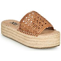 Pantofi Femei Papuci de vară Xti FREDI Camel