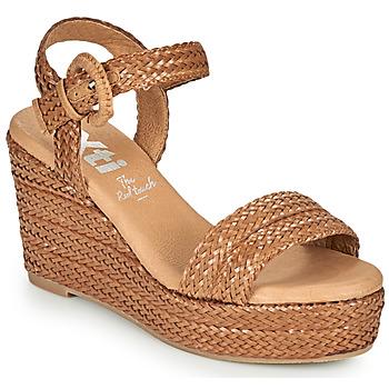 Pantofi Femei Sandale  Xti CRAMA Coniac