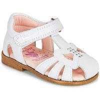 Pantofi Fete Sandale  Pablosky PAMMO Alb