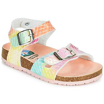 Pantofi Fete Sandale  Pablosky MULTI Multicolor