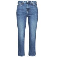 Îmbracaminte Femei Jeans slim Pepe jeans DION 7/8 Albastru / Medium / Hf8