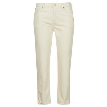 Îmbracaminte Femei Jeans slim Pepe jeans DION 7/8 Ecru / Wi5