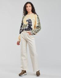 Îmbracaminte Femei Jeans drepti Pepe jeans LEXA SKY HIGH Alb / Wi5