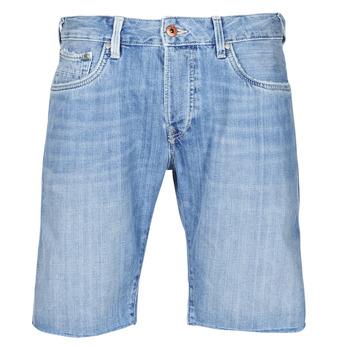 Îmbracaminte Bărbați Pantaloni scurti și Bermuda Pepe jeans STANLEU SHORT BRIT Albastru / LuminoasĂ
