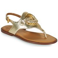 Pantofi Femei Sandale  See by Chloé HANA SB36131 Auriu
