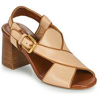 Pantofi Femei Sandale  See by Chloé HELLA Bej