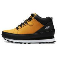 Pantofi Copii Pantofi sport stil gheata 4F JOBMW002 Galbene