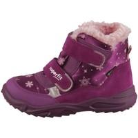 Pantofi Copii Pantofi sport stil gheata Superfit Glacier Roz, Violete