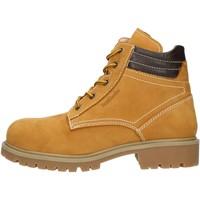 Pantofi Băieți Drumetie și trekking NeroGiardini I033930M Yellow