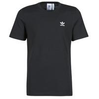Îmbracaminte Bărbați Tricouri mânecă scurtă adidas Originals ESSENTIAL TEE Negru