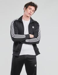 Îmbracaminte Bărbați Bluze îmbrăcăminte sport  adidas Originals FBIRD TT Negru