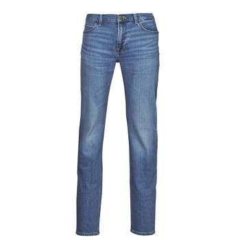 Îmbracaminte Bărbați Jeans slim Lee RIDER Albastru