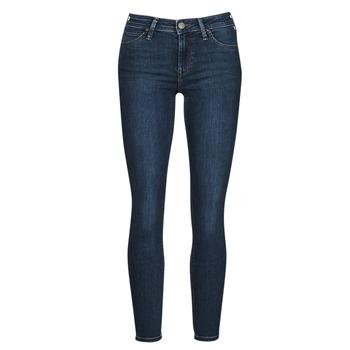 Îmbracaminte Femei Jeans skinny Lee SCARLETT Albastru