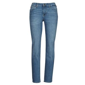 Îmbracaminte Femei Jeans drepti Lee MARION STRAIGHT Albastru