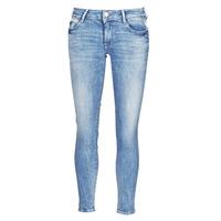 Îmbracaminte Femei Jeans slim Le Temps des Cerises PULP SLIM 7/8 Albastru