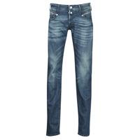 Îmbracaminte Bărbați Jeans slim Le Temps des Cerises 711 Albastru