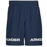 Îmbracaminte Bărbați Pantaloni scurti și Bermuda Under Armour UA WOVEN GRAPHIC WM SHORT Albastru