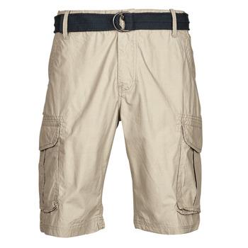 Îmbracaminte Bărbați Pantaloni scurti și Bermuda Petrol Industries SHORT CARGO Bej