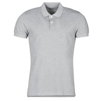 Îmbracaminte Bărbați Tricou Polo mânecă scurtă Esprit COO N PI PO SS Gri