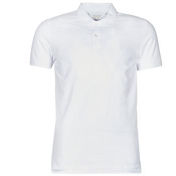 Îmbracaminte Bărbați Tricou Polo mânecă scurtă Esprit COO N PI PO SS Alb