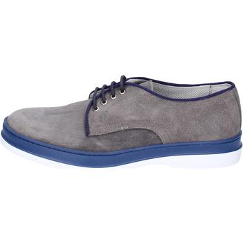 Pantofi Bărbați Pantofi Oxford  Viva Clasic BK919 Gri