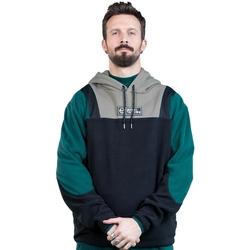 Îmbracaminte Bărbați Hanorace  Sergio Tacchini Sweatshirt  Bliss noir/gris/vert