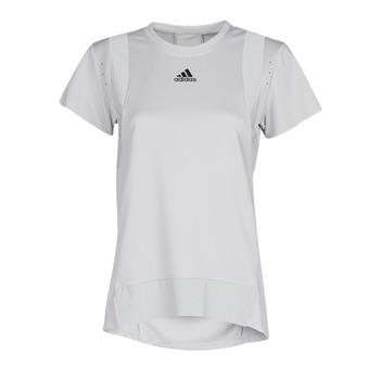 Îmbracaminte Femei Tricouri mânecă scurtă adidas Performance TRNG TEE H.RDY Gri