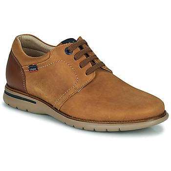 Pantofi Bărbați Pantofi Derby CallagHan PARKLINE Maro