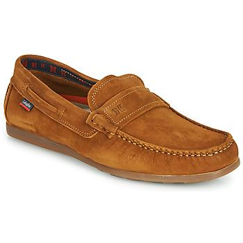 Pantofi Bărbați Mocasini CallagHan DRIVELINE Maro