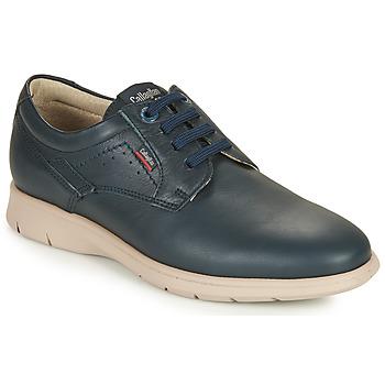 Pantofi Bărbați Pantofi Derby CallagHan ASTON Albastru