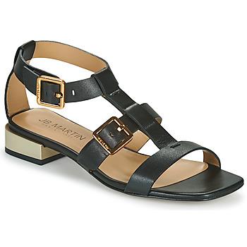 Pantofi Fete Sandale  JB Martin HARIA Negru