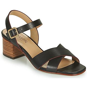 Pantofi Fete Sandale  JB Martin OXIA Negru